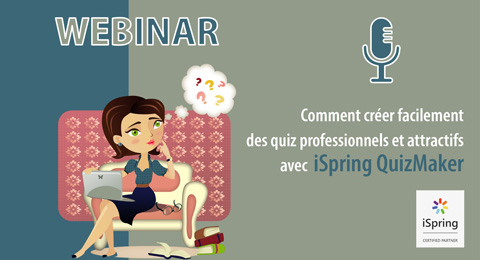 Webinar iSpring Suite